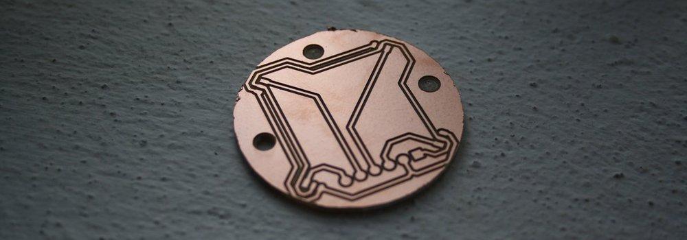 Making circuit boards with a CNC machine | FoAM